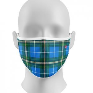 Nova Scotia Tartan Advanced Viroblock Face Mask