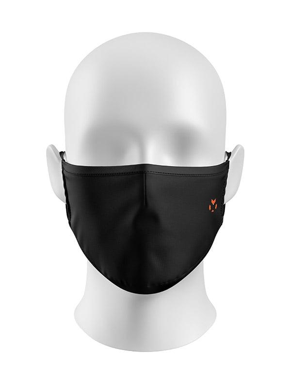 Black Viroblock Antiviral Face Masks Scotland, UK & Worldwide