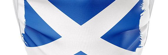 Scotland Active Face Mask