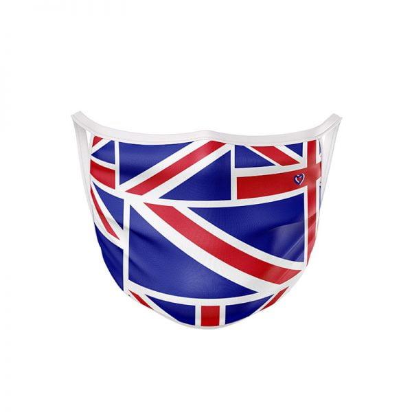 Union Jack Face Mask