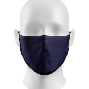 Navy Blue Facemask