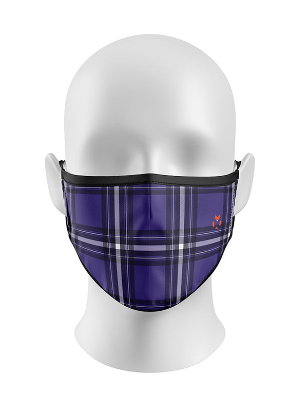 Glasgow Young Curling Club Face Mask