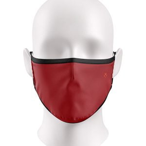 Samba red Face mask